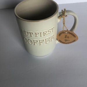 Sheiffield Home coffee cup